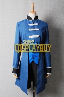 Black Butler Cosplay Ciel Phantomhive Blue Uniform New