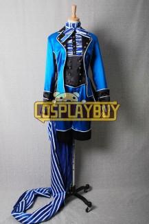 Black Butler Cosplay Ciel Phantomhive Blue Deluxe