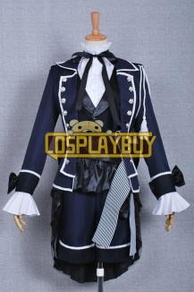 Black Butler Cosplay Ciel Phantomhive Costume
