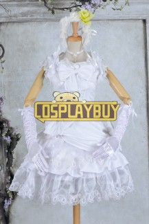 Black Butler Cosplay Elizabeth Formal Dress
