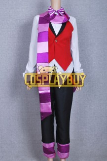 Black Butler Cosplay Grell Sutcliff Cat Costume