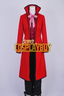 Black Butler Cosplay Grell Sutcliff Costume