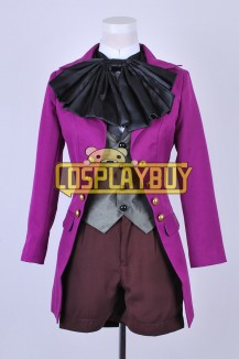 Black Butler Cosplay Earl Alois Trancy Costume