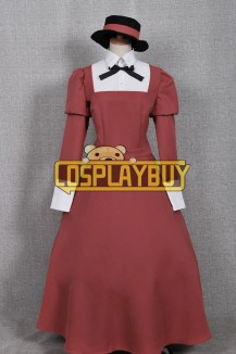 Black Butler Cosplay Mey-Rin Dress