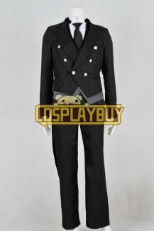 Black Butler Cosplay Sebastian Tuxedo