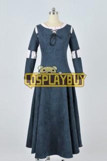 Brave Merida Princess Dress