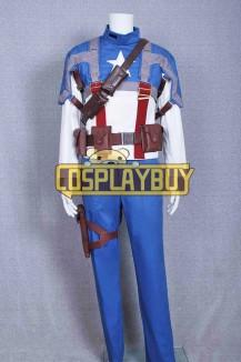 Captain America Steve Rogers Costume