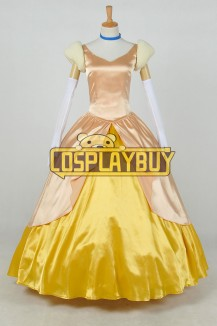 Cinderella 2 Princess Dress Golden