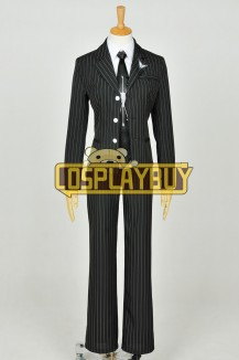 Danganronpa 2: Goodbye Despair Cosplay Fuyuhiko Kuzuryu Uniform