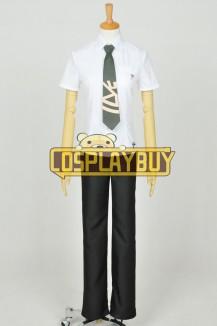 Danganronpa 2: Goodbye Despair Cosplay Hajime Hinata Uniform