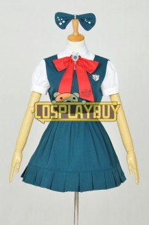 Danganronpa 2: Goodbye Despair Cosplay Sonia Nevermind Dress
