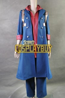 Devil May Cry 4 Cosplay Nero Full Set