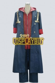 Devil May Cry 4 Cosplay Nero Costume
