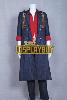 Devil May Cry 4 Cosplay Nero Uniform