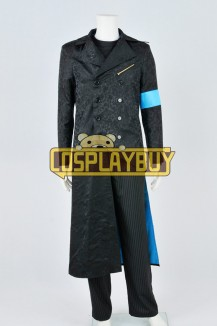 Devil May Cry 5 Cosplay Vergil Trench Coat