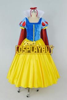 Snow White And The Seven Dwarfs Cosplay Princess Snow White Dress