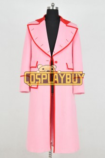 Doctor Who Lalla Ward Trench Coat