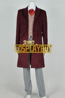 Doctor Who 4th Dr Tom Baker Daily Uniform Full Set