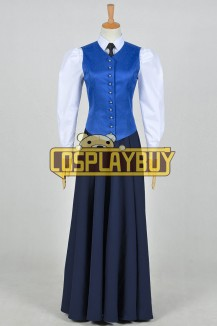 Doctor Who Jenny Flint Maid Dress