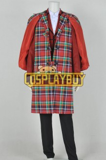 Doctor Who 3rd Dr Costume Full Set
