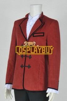 Doctor Who 3rd Dr Costume Jacket