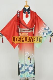 Dramatical Murder Cosplay Koujaku Kimono
