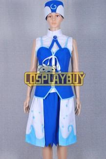 Fairy Tail Cosplay Juvia Loxar Dress