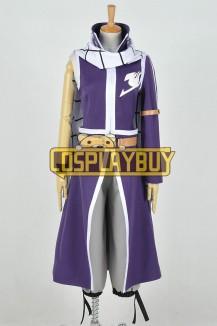 Fairy Tail Cosplay Natsu Dragneel Purple