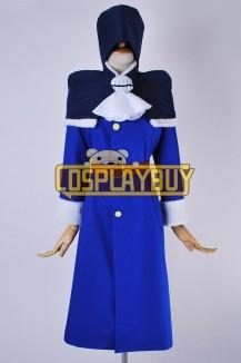 Fairy Tail Cosplay Juvia Lockser Costume