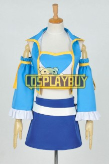 Fairy Tail Cosplay Lucy Heartfilia Uniform