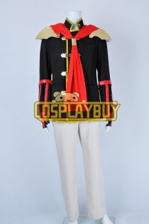 FF Type 0 Cosplay Eight Uniform