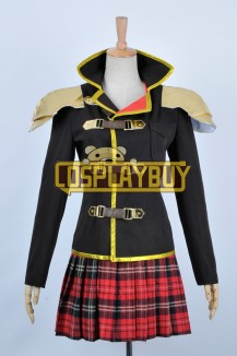 FF Type 0 Cosplay Seven Uniform