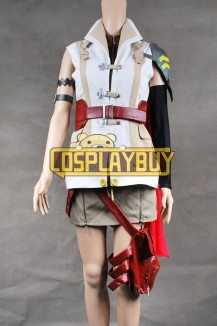 FF13 Cosplay Lightning Costume