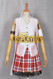 Final Fantasy 13 Cosplay Serah Farron Dress