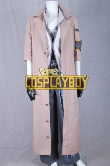 Final Fantasy 13 Cosplay Snow Villiers Costume