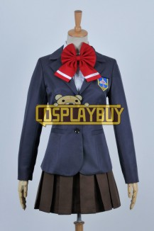 Free Iwatobi Swim Club Cosplay Gō Matsuoka Girl Uniform
