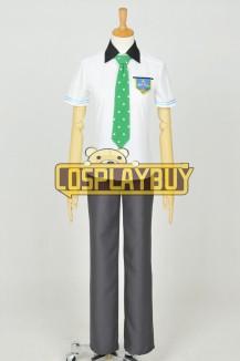 Free Cosplay Haruka Nanase Makoto Tachibana Uniform
