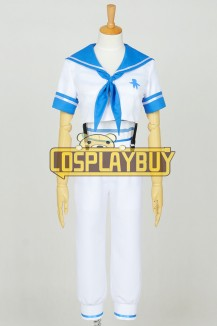 Free Cosplay Haruka Nanase Sailor Uniform