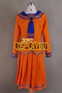 Fruits Basket Cosplay Orange Uniform