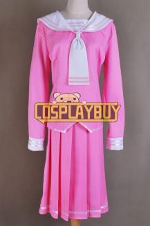 Fruits Basket Cosplay Pink Uniform