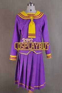 Fruits Basket Cosplay Purple Uniform