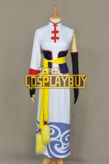 Gintama Cosplay Kagura Dress