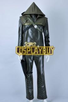 Green Arrow Costume Oliver Queen Uniform