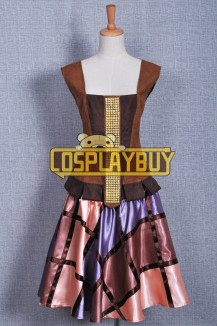 Historical Retro Fashion Skirt Costume
