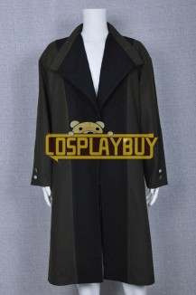 Jay and Silent Bob Strike Back Green Trench Coat