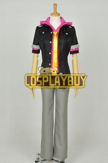 Kamigami No Asobi Cosplay Loki Laevatein Uniform