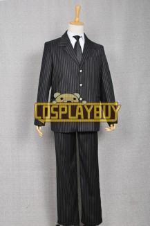 Reborn Cosplay Tsunayoshi Sawada Suit