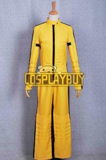 Kill Bill Costume The Bride Uniform