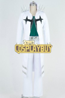 Kill La Kill Cosplay Uzu Sanageyama White Uniform