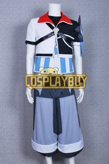 Kingdom Hearts Birth By Sleep Cosplay Ventus Uniform